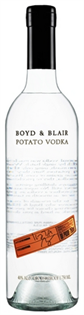 Boyd & Blair Vodka Potato 750ml